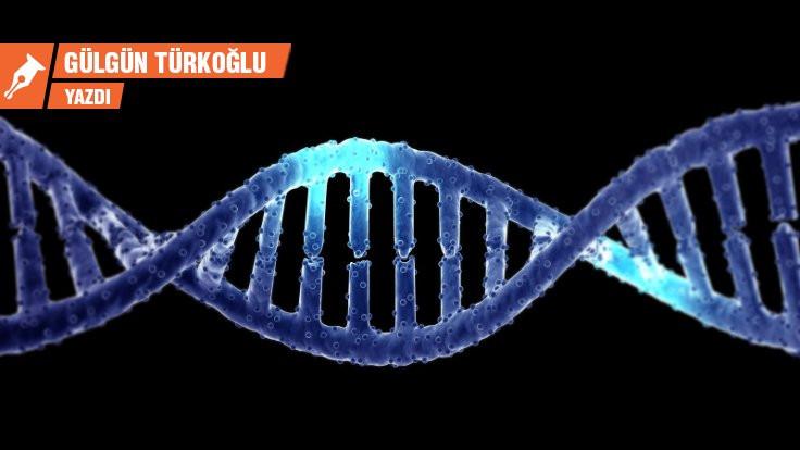 İçimizde yaşayan hayalet: Epigenetik