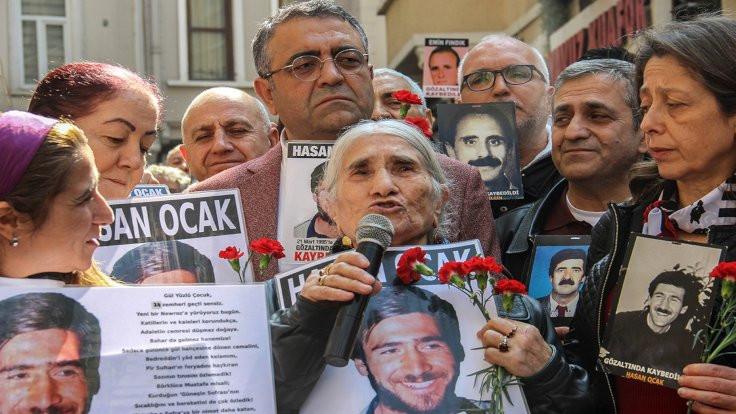 Cumartesi Anneleri Hasan Ocak'ı andı: Galatasaray'dan vazgeçmeyeceğiz