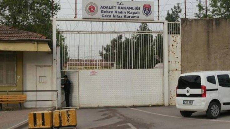Tutuklu Ayten Beçet yaşamına son verdi