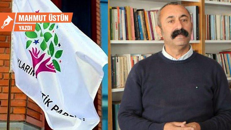 AKP ve CHP'nin kaybı, HDP'nin Maçoğlu inadı