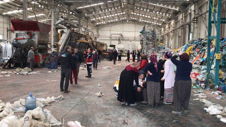 Sakarya'da iş cinayeti