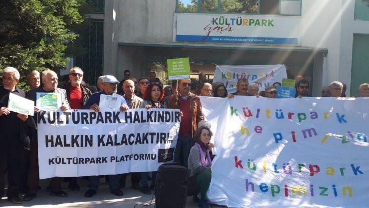 'Kültürpark halkındır, halkın kalmalıdır'
