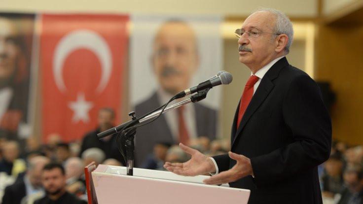 Kılıçdaroğlu'ndan 4 maddelik öneri