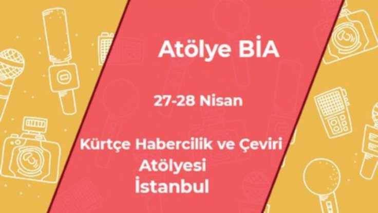 Kürtçe Habercilik ve Çeviri Atölyesi başlıyor