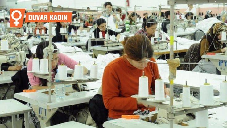 Kadın işçiler: Hesap yapmaktan profesör olduk