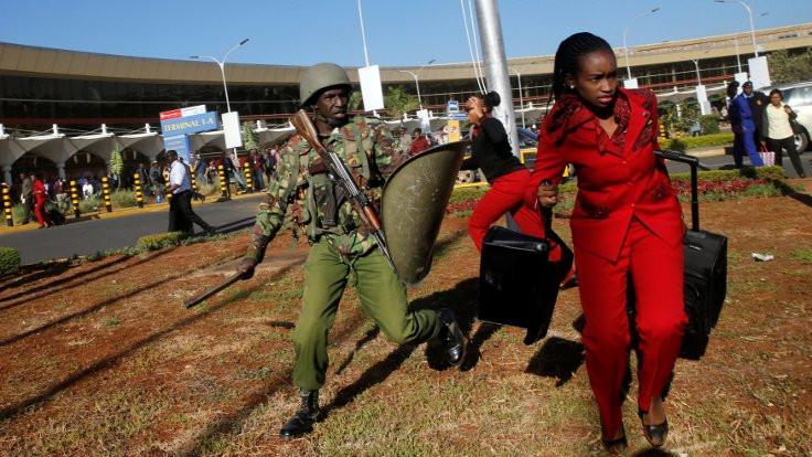 Kenya'da grev ülkeyi karıştırdı