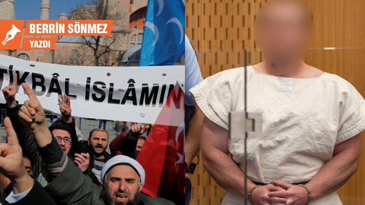 Hıristiyan terörist ve Ayasofya
