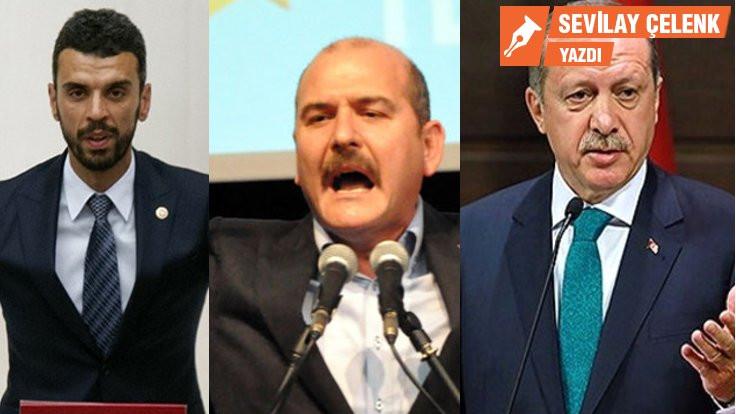 AKP'lilerin saati, hamaseti, hakareti