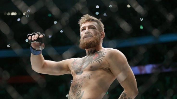 McGregor emekliye ayrıldı