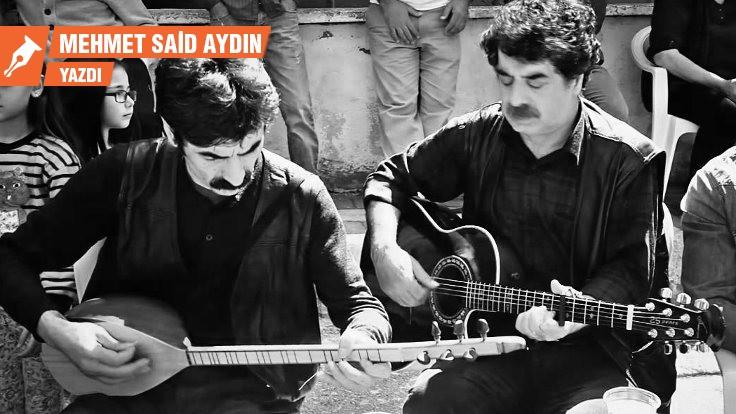 İki kahraman: Metin ve Kemal