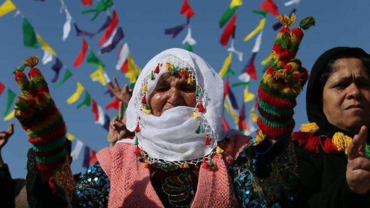 Diyarbakır'dan Newroz kareleri