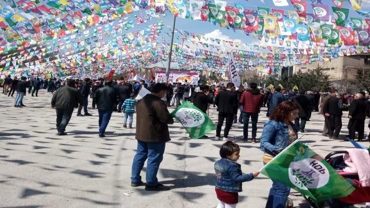 Mahmut Toğrul Gaziantep Newroz'unda konuştu: Barışa vesile olsun