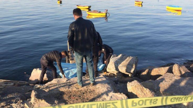 Sahilde erkek cesedi bulundu