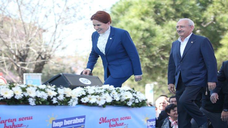 Kılıçdaroğlu: Varlık kuyruğu olsa başa geçersin
