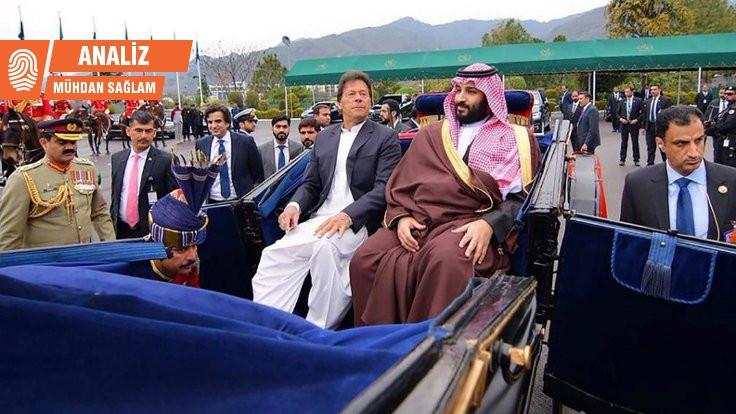 Suudi Arabistan'ın yenimevzisi: Pakistan!