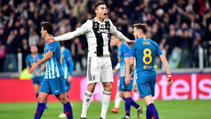 Ronaldo hat-trick sayısını 8'e çıkardı, Messi'nin liderliğine ortak oldu
