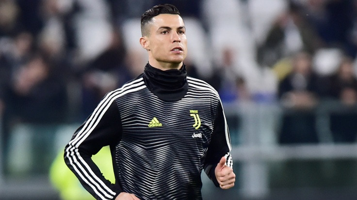 Cristiano Ronaldo'ya gol sevinci cezası