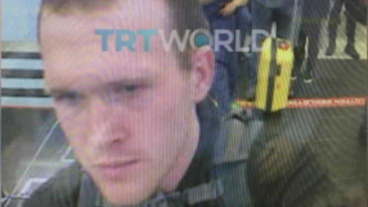 TRT World: Yeni Zelanda faili Türkiye'de 43 gün kaldı