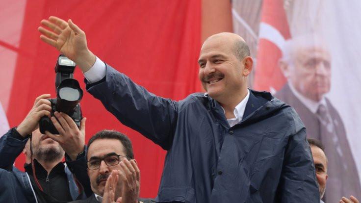 Soylu:Türkiye eski Türkiye değil