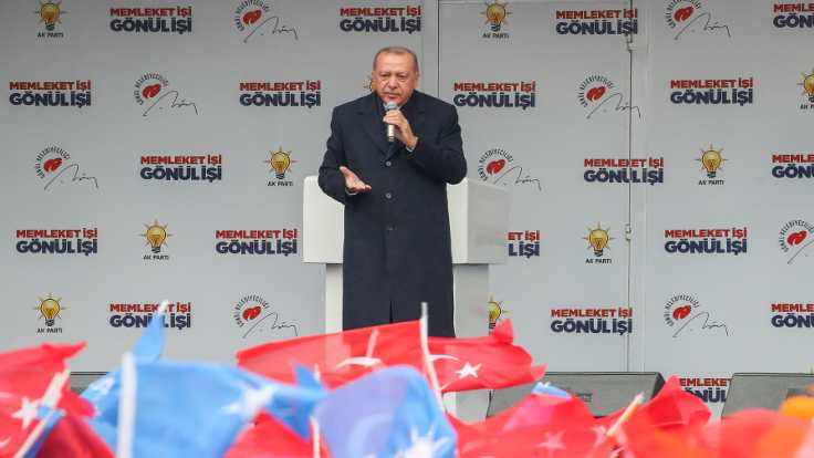 Erdoğan: Ülkeyi baskıdan, zulümden kurtardık