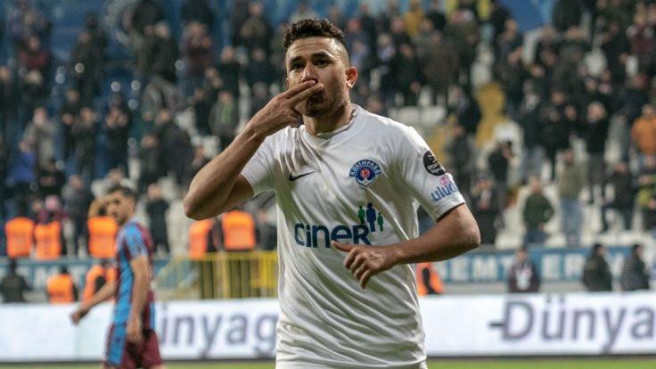 Trabzonspor, 3 puanı 90'ıncı dakikada kaçırdı