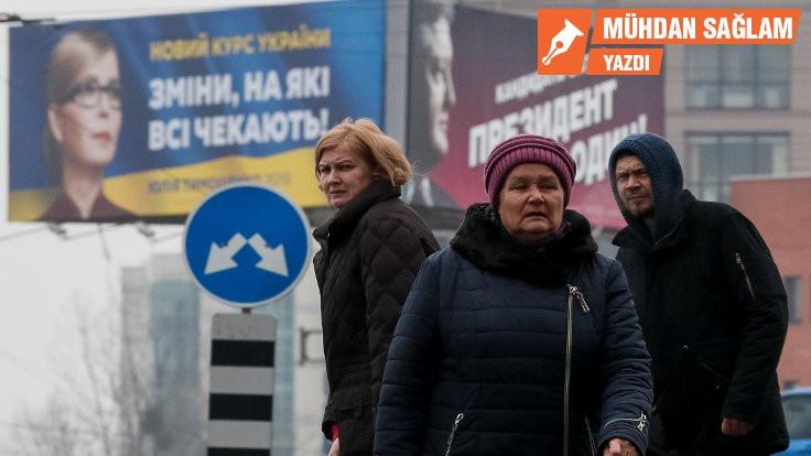 Ukrayna'da gözler başkanlık seçiminde