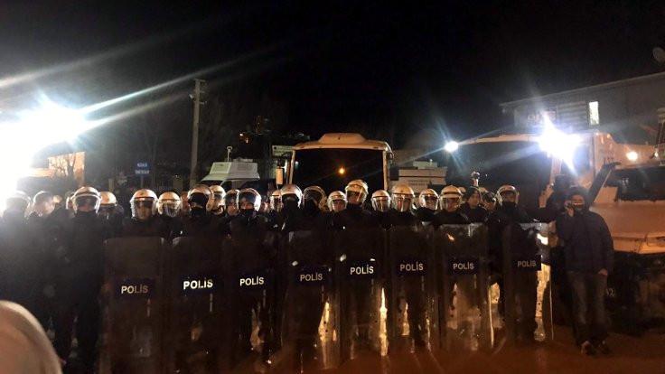 Zülküf Gezen'in cenazesi polis ablukasında defnedildi