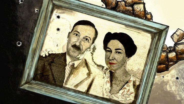 'Stefan Zweig'ın Çöküşü' sahnede