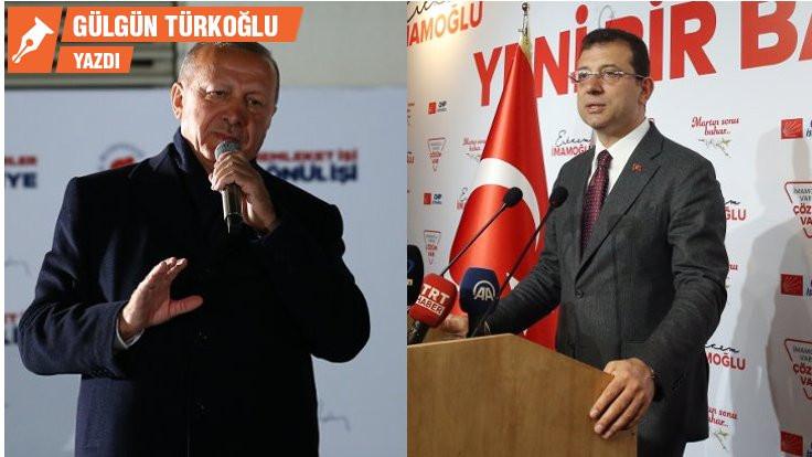 Erdoğan vs İmamoğlu mu?