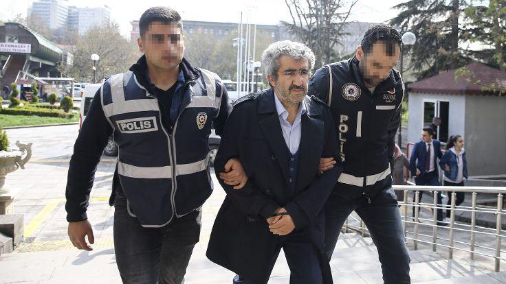 Ali Demir hakkındaki ev hapsi kaldırıldı