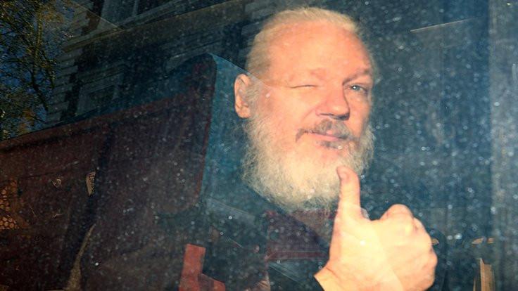Assange'a tecavüz soruşturması kapatıldı