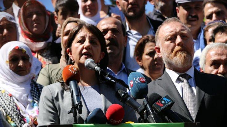 Bir 'ittifak' önerisi de HDP'den geldi!