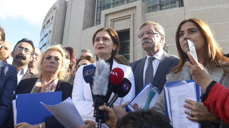 Kaftancıoğlu: YSK'dan o karar çıkmayacak