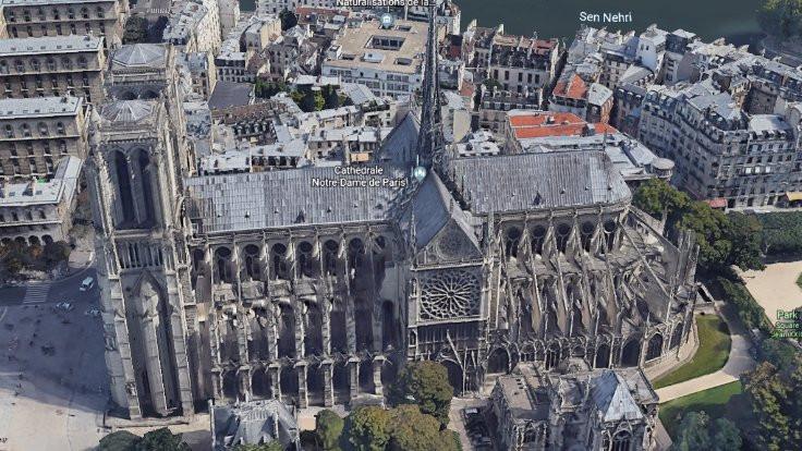Yangından sonra Notre Dame... - Sayfa 2