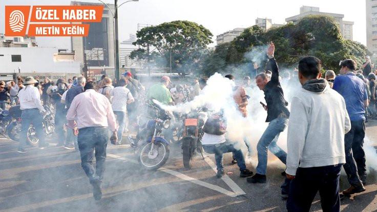 Venezuela'da 'beklenen' darbe geldi mi?