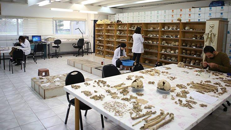 İlk 'Antik DNA Laboratuvarı'