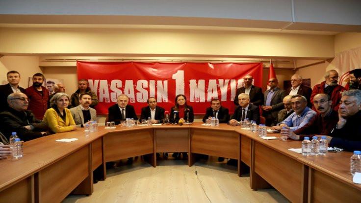Emek örgütlerinden 1 Mayıs açıklaması: Taksim meydanında olmak hakkımız