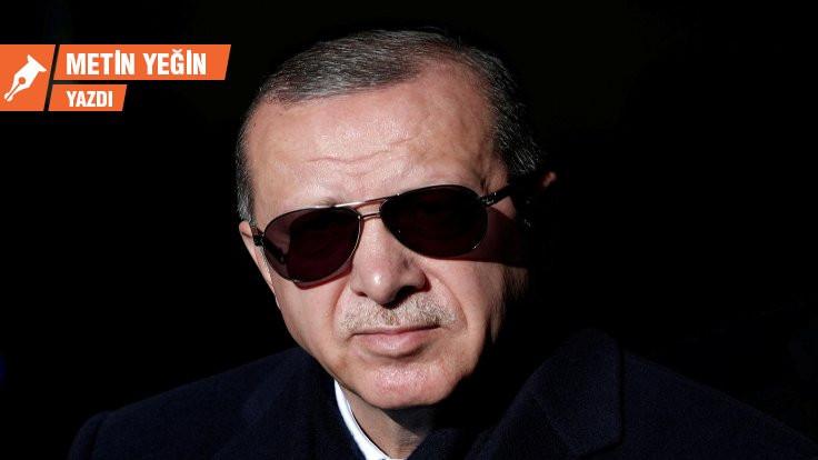 Erdoğan'a başkanlık yaramadı