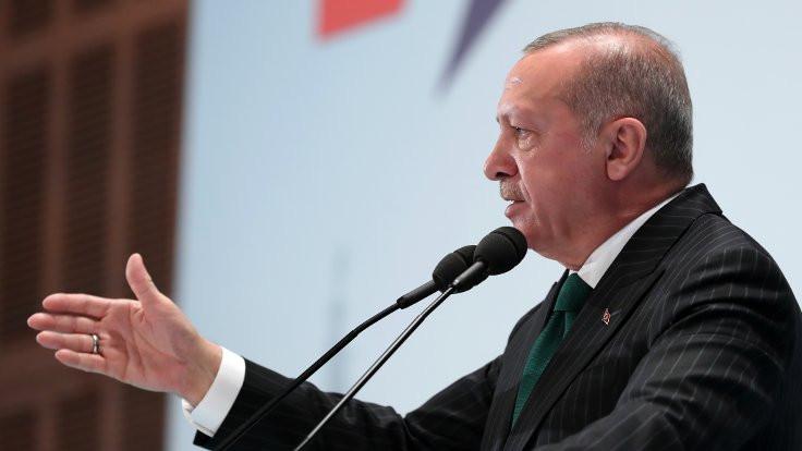 Erdoğan: Çubuk'ta kol kola gezdiklerin saldırdı