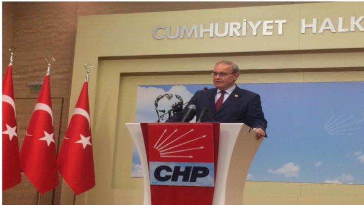 'CHP milli gelirin yüzde 59'unu yönetiyor'