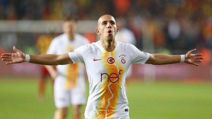 Galatasaray, Türkiye Kupası'nda finale yükseldi