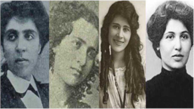Ermeni kadın portreleri
