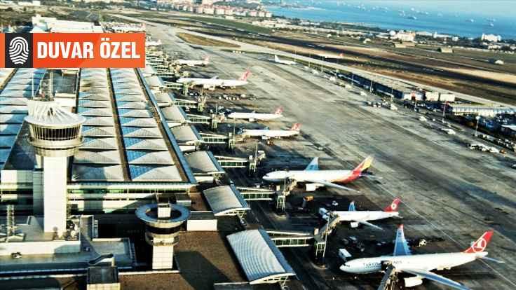 Atatürk Havalimanı'nda 4500 kişi işten çıkartılıyor