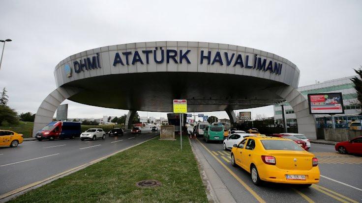 Havalimanı yıkımı için ihale