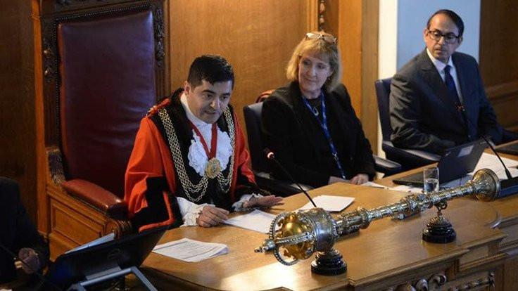 Lambeth'in yeni başkanı: Kürt dostu bir partiyiz