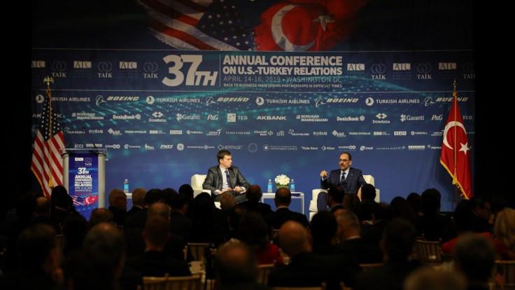 Kalın: ABD, Türkiye'yi kaybetmeyi göze almaz