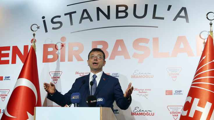 Ekrem İmamoğlu Ankara'ya gidiyor