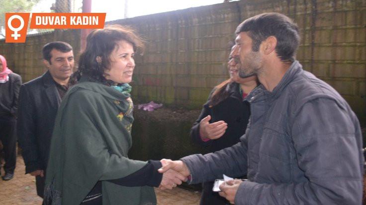 10 Ekim'de kızını kaybeden Çevik Suruç'tan seçildi