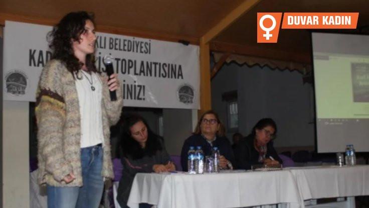 Fındıklı'da 400 kadınla meclis toplandı