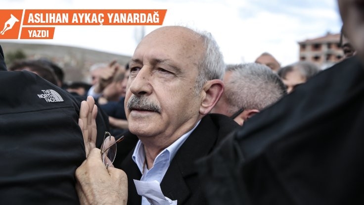 Kılıçdaroğlu'na o yumruğu kim attı?